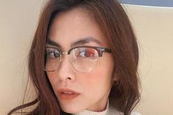 Tăng Thanh Hà chính là mỹ nữ có hàng lông mày đẹp nhất Vbiz