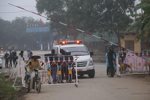 Việt Nam: Tuyến huyện có thể chữa khỏi Covid-19-1