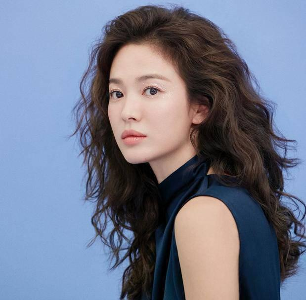 Trùm cuối tóc bà thím nhất định phải thuộc về Song Hye Kyo: Đẹp đỉnh thế này ai cưỡng lại!-6