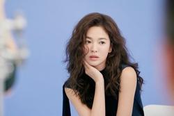 'Trùm cuối tóc bà thím' nhất định phải thuộc về Song Hye Kyo: Đẹp đỉnh thế này ai cưỡng lại!
