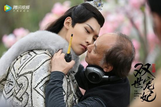 Người đàn ông quyền lực đứng sau những cảnh hôn lãng mạn trên màn ảnh Hoa ngữ-5