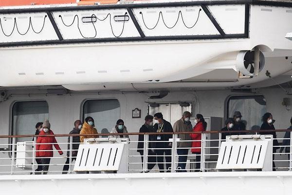 Du thuyền Diamond Princess có thêm 67 ca nhiễm COVID-19, trở thành ổ dịch lớn thứ 2 thế giới-1