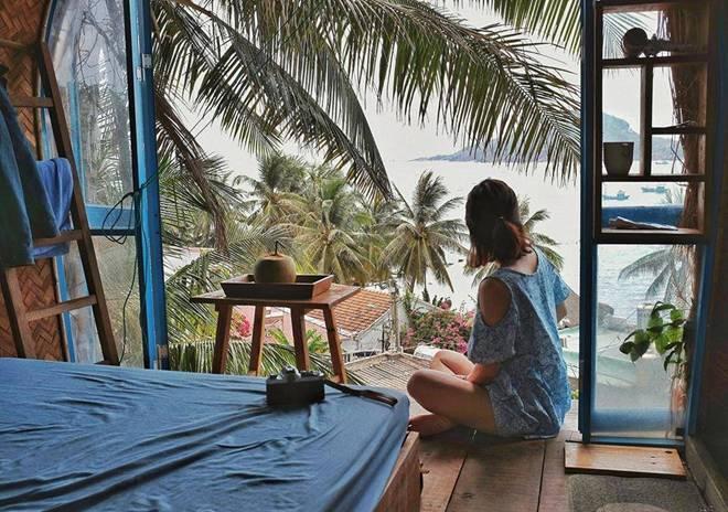 3 homestay có view biển tuyệt đẹp ở Quy Nhơn: một đi không muốn về-3