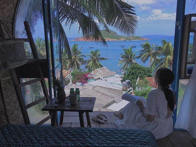 3 homestay có view biển tuyệt đẹp ở Quy Nhơn: một đi không muốn về-4
