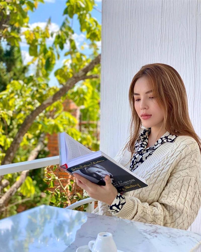 Kỳ Duyên đón Valentine với Minh Triệu ở Đà Lạt-6