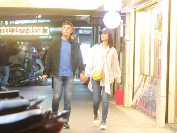 Ảnh hẹn hò khiến Lâm Tâm Như và Hoắc Kiến Hoa bị chỉ trích-1