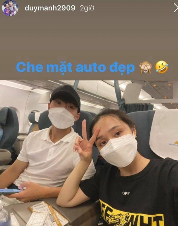 Sau một tuần làm vợ Duy Mạnh, Quỳnh Anh khiến ai cũng hết hồn với ngoại hình như bà thím-2