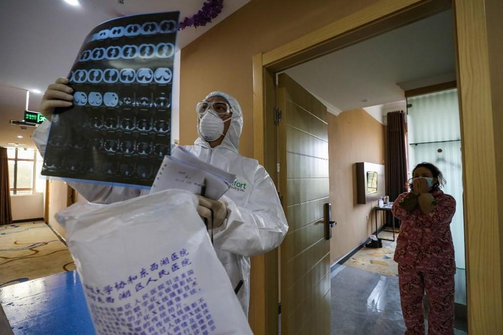 Thêm 139 người tử vong vì virus corona tại Hồ Bắc, 1.843 ca nhiễm mới-1