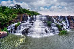 Khám phá thác nước đẹp nhất Tây Nguyên