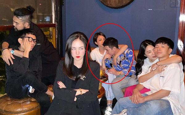 Thiên Nga The Face hẹn hò với tình cũ của HLV Minh Tú-2