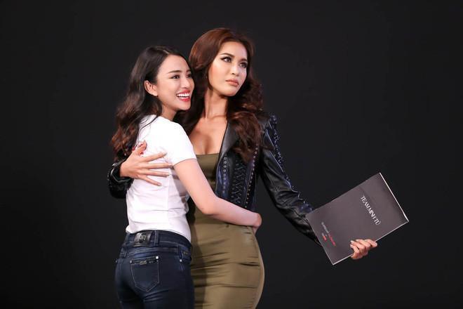 Thiên Nga The Face hẹn hò với tình cũ của HLV Minh Tú-6