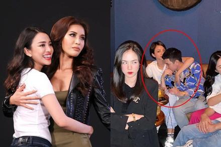 Thiên Nga The Face hẹn hò với tình cũ của HLV Minh Tú