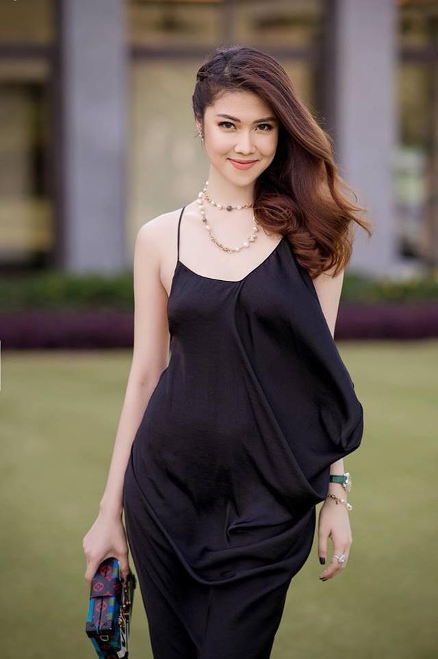 Bạn gái vừa công khai của Song Luân: Chiến thắng Hồ Ngọc Hà, là đại gia ngầm của showbiz Việt-3