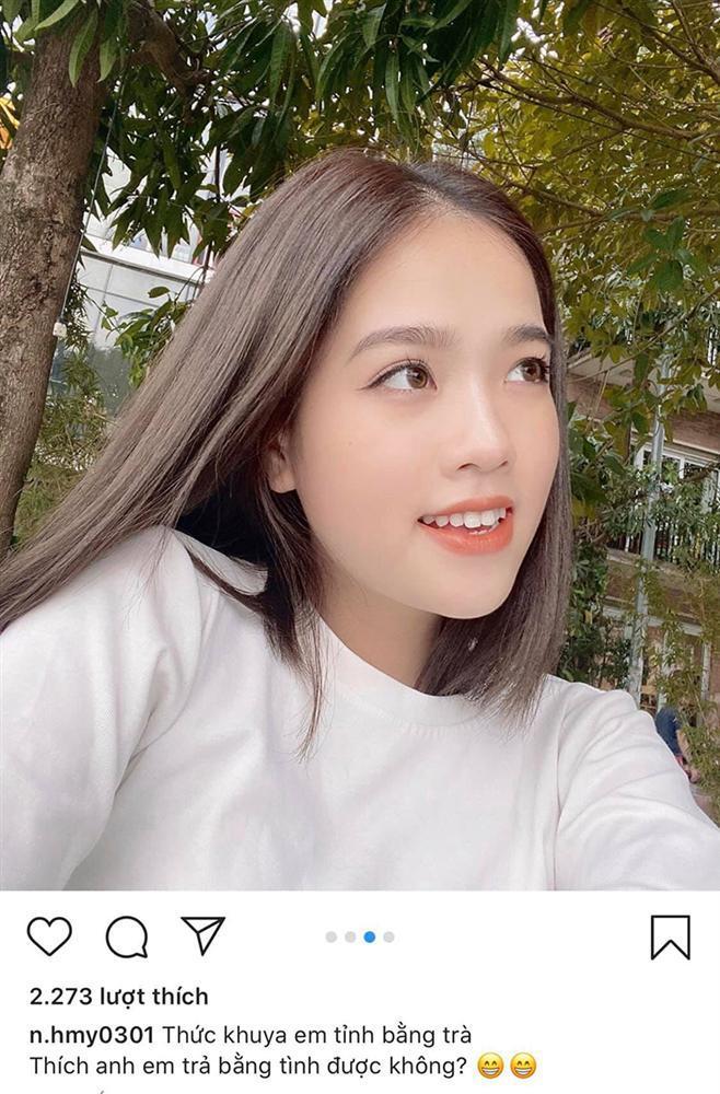 Huyền My đăng status thả thính, lẳng lặng xoá comment dân mạng khuyên đừng tự ảo tưởng tình yêu với Quang Hải-2