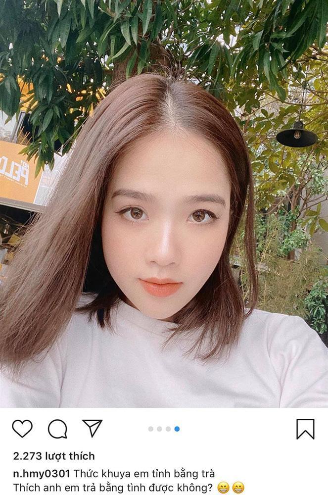 Huyền My đăng status thả thính, lẳng lặng xoá comment dân mạng khuyên đừng tự ảo tưởng tình yêu với Quang Hải-3