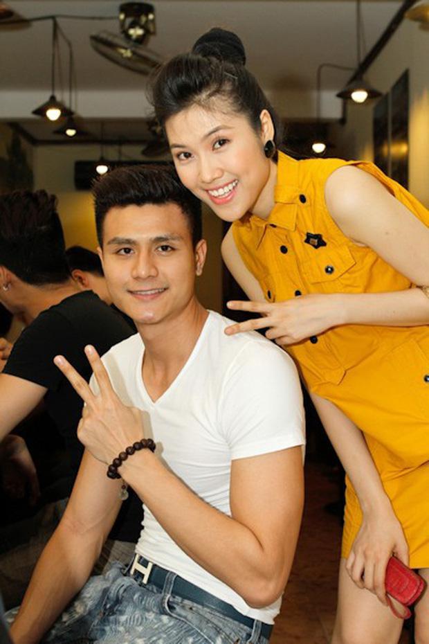 Bạn gái vừa công khai của Song Luân: Chiến thắng Hồ Ngọc Hà, là đại gia ngầm của showbiz Việt-6