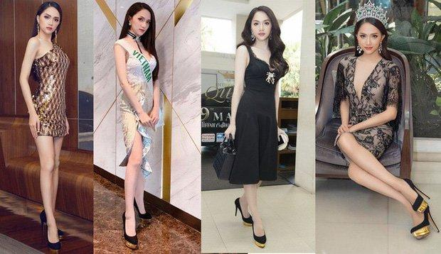 Tiền nhiều để làm gì: Hương Giang có đồ hiệu chất đầy tủ vẫn diện lại jumpsuit hồi 8 năm trước-7