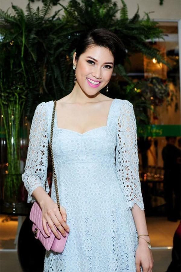 Bạn gái vừa công khai của Song Luân: Chiến thắng Hồ Ngọc Hà, là đại gia ngầm của showbiz Việt-8
