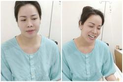 Tiều tụy vì nhập viện cấp cứu, Nhật Kim Anh vẫn gây sốt bởi mặt mộc đẹp không tì vết