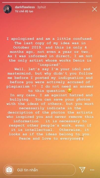 Giám đốc sáng tạo nhưng đạo ý tưởng người khác, Denis Đặng bị Mew Amazing cà khịa cực đau-4