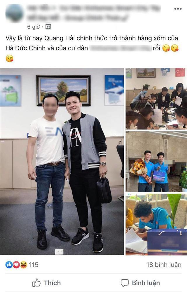 Lùm xùm tình ái chưa dứt, Quang Hải lộ ảnh mua nhà bạc tỷ ở tuổi 23?-2