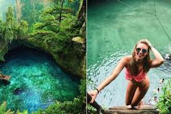 Hồ bơi tự nhiên đẹp nhất thế giới cho du khách ưa khám phá