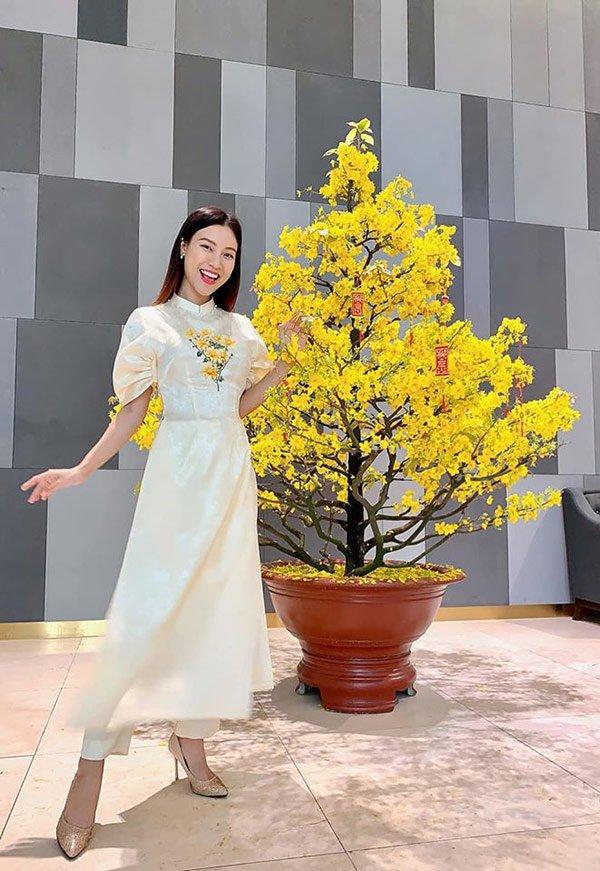 Hoàng Oanh khoe ảnh bầu vẫn xinh nhưng bị nhắc nhở vì chi tiết nguy hiểm cho thai nhi-5