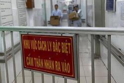 Giám sát, cách ly 2 ca nghi nhiễm Covid-19 tại Hà Nội