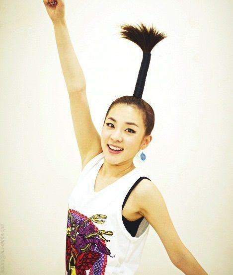 G-Dragon diện đầu sushi và 9 kiểu tóc khó hiểu nhất của sao Hàn Quốc-1