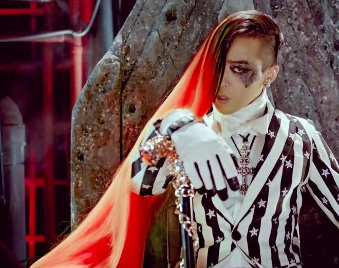 G-Dragon diện đầu sushi và 9 kiểu tóc khó hiểu nhất của sao Hàn Quốc-10