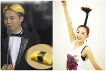 G-Dragon diện đầu sushi và 9 kiểu tóc khó hiểu nhất của sao Hàn Quốc