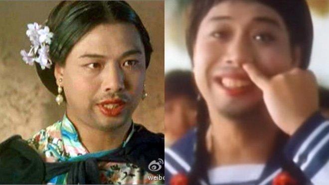 Vai phụ xấu lạ phim Châu Tinh Trì: Cô gái bán hoa răng hô vượt cả vua ăn mày-2
