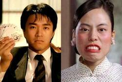 Vai phụ xấu lạ phim Châu Tinh Trì: Cô gái bán hoa răng hô vượt cả 'vua ăn mày'