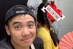 Che kỹ mặt H'Hen Niê trong ảnh đón Valentine, bạn trai tin đồn nào hay 'giấu đầu hở đuôi'