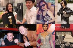 'Chơi lớn' như sao Việt: Tặng quà trăm triệu cho đồng nghiệp chỉ là chuyện nhỏ!