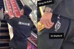 Xôn xao hình ảnh anh bảo vệ đeo Rolex, dùng xe Maybach: Chủ tịch cosplay để thử lòng ai đây à?