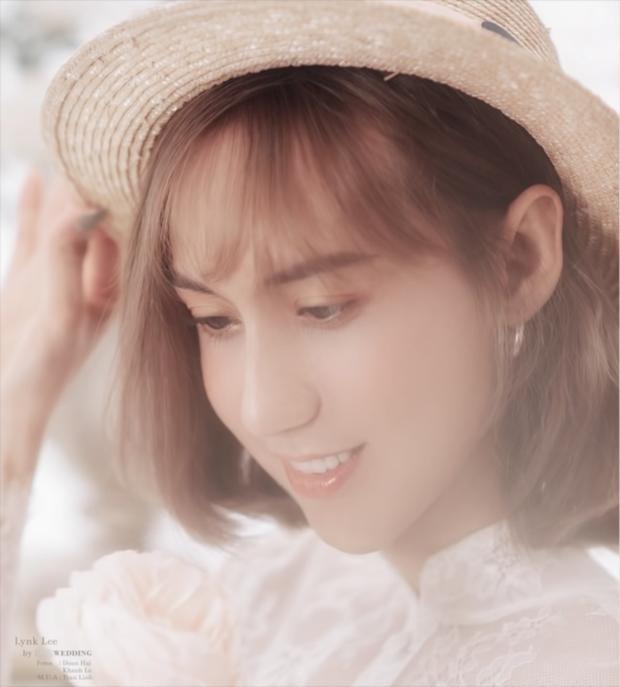 Lynk Lee trang điểm như cô dâu Hàn Quốc khiến fan xuýt xoa không ngớt-4