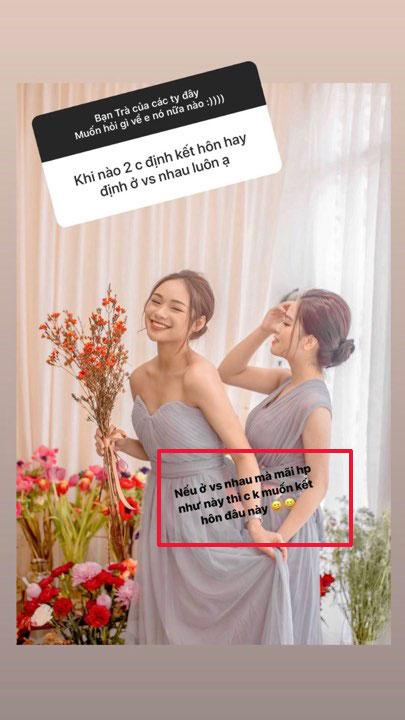 Tình đẹp chưa kịp công khai, bạn gái tin đồn Quang Hải bị hỏi xoáy chuyện yêu đồng giới-1