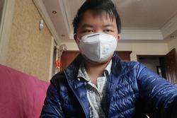 3 tuần chết đi sống lại của chàng trai nhiễm virus corona
