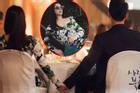 Khoe ảnh đụng váy Yoon Se Ri, Huyền Baby 'đòi' bỏ chồng đại gia để về bên đại úy Ri Jung Hyeok