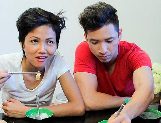 HHen Niê: Anh Vũ vẫn đi diễn dù bị ung thư-1