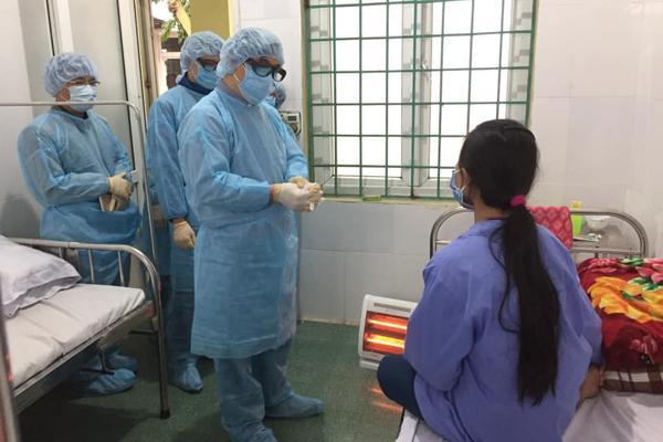 Thêm 4 người nhiễm Covid -19 ở Vĩnh Phúc có kết quả âm tính-1