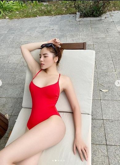 Kỳ Duyên - Minh Triệu diện áo tắm đôi khoe body đẹp như tạc-2