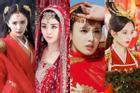 Triệu Lệ Dĩnh, Dương Mịch cùng dàn mỹ nhân Hoa ngữ, ai mặc trang phục đỏ đẹp nhất?
