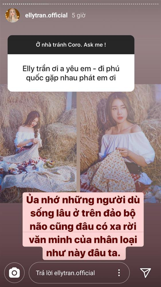 Elly Trần nổi đóa khi bị gã đàn ông lạ mặt mời chào đi du lịch-1