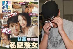 4 tài tử lao đao vì lộ ảnh phòng the với bạn gái cũ