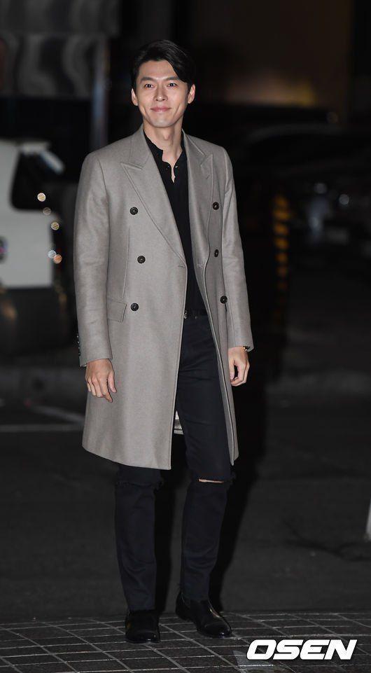 Hễ mặc vest là nam thần Hyun Bin lại đốn triệu con tim-4