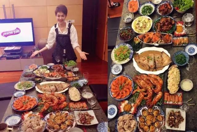 Sao Hoa ngữ trổ tài nấu ăn: Triệu Lệ Dĩnh - Trương Bá Chi siêu đỉnh, Vương Phi khiến ai nấy cạn lời-6