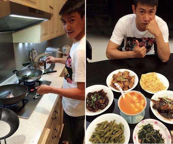 Sao Hoa ngữ trổ tài nấu ăn: Triệu Lệ Dĩnh - Trương Bá Chi siêu đỉnh, Vương Phi khiến ai nấy cạn lời-9