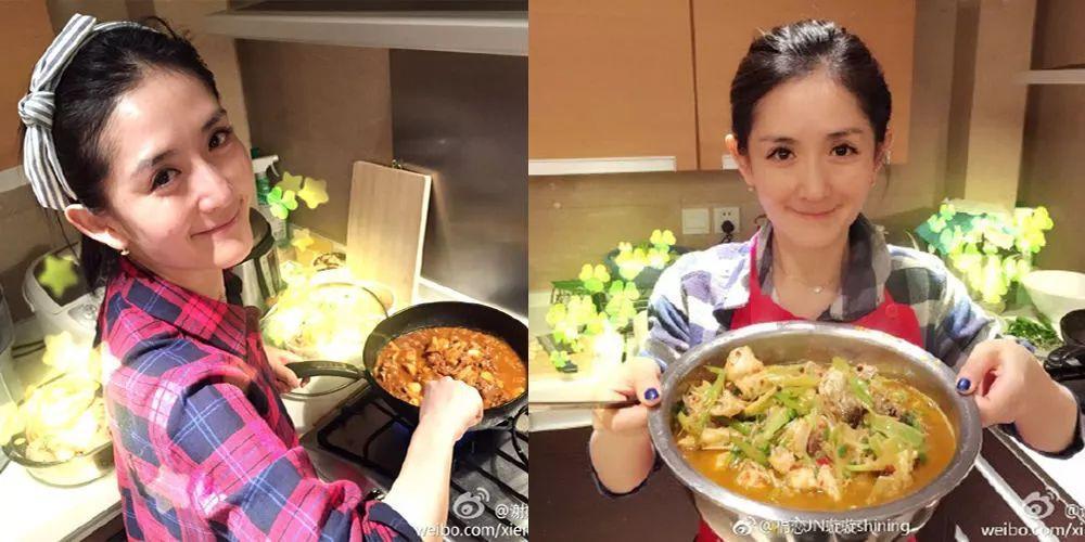 Sao Hoa ngữ trổ tài nấu ăn: Triệu Lệ Dĩnh - Trương Bá Chi siêu đỉnh, Vương Phi khiến ai nấy cạn lời-15
